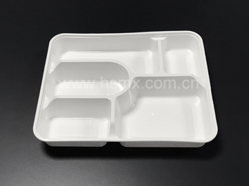 Five compartment box N
